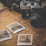 Kamera, Fotos, Weltkarte